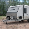 Why you should think of camping via RV trailers in cold temperatures?